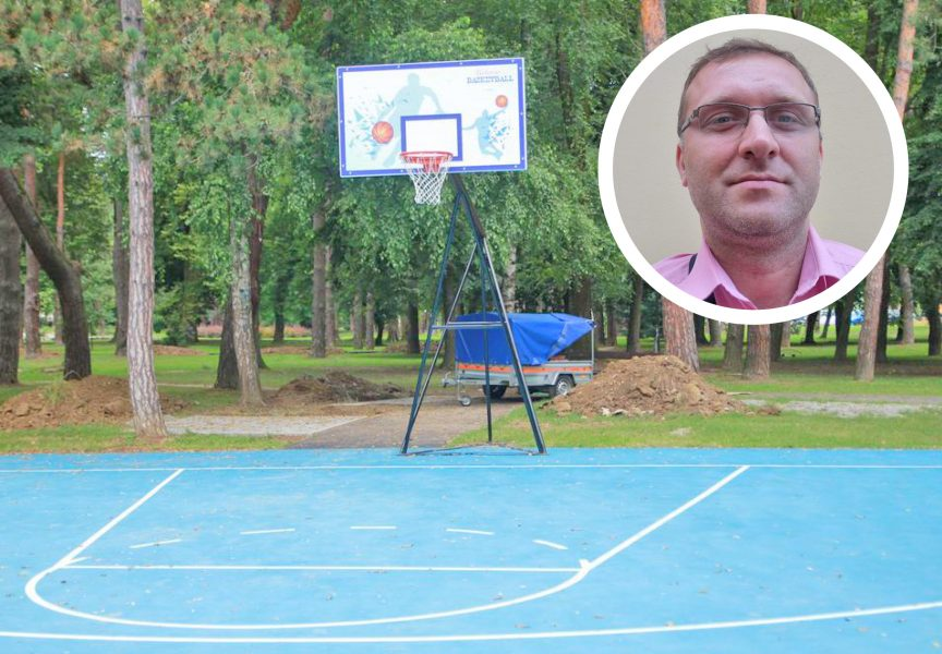 Ivan Šiprak – Novo košarkaško igralište na Boriku je razočarenje