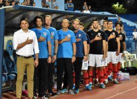 IZBORNIK Ognjen Vukojević na klupi reprezentacije U-20 vodio prvu utakmicu