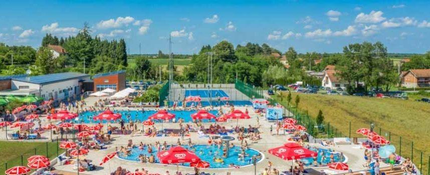 U VELIKOM GRĐEVCU ODUŠEVLJENI KUPALIŠNOM SEZONOM Grđevački bazen posjećeniji od bjelovarskog