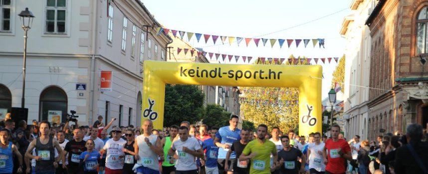 FUN RUN Sudjelovalo čak 450 trkača iz raznih krajeva Hrvatske