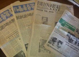 BJELOVARSKI LIST Završena prva faza digitalizacije