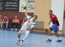 DOMAGOJ GRIZELJ – Odlično se osjećam u RK Bjelovar i želim da zaigramo Ligu za prvaka