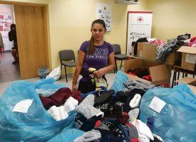 GRADSKO DRUŠTVO CRVENOG KRIŽA BJELOVAR – Uspješno proveden program 'pomoć u školskom priboru, novoj odjeći i obući'
