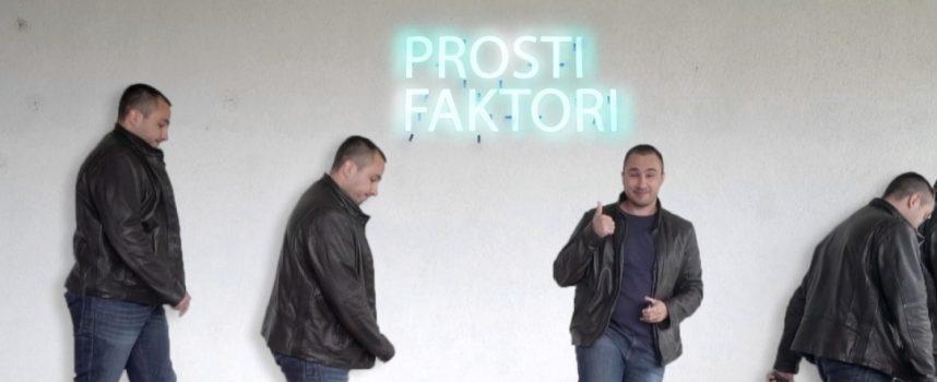 SMIJEH DO SUZA Urnebesni stand up show 'Prosti faktori' dolazi u Bjelovar