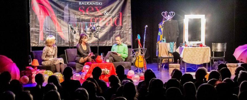 HIT KOMEDIJA U Bjelovar dolazi predstava 'Balkanski seks i grad, čipka i čokolada'