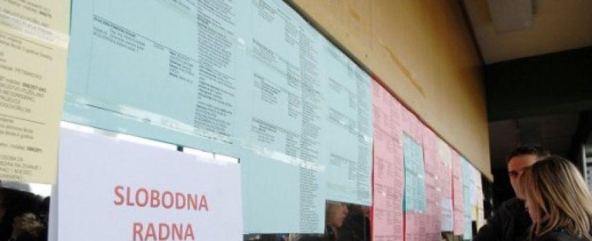 HZZ BJELOVAR – Više od 3700 nezaposlenih osoba