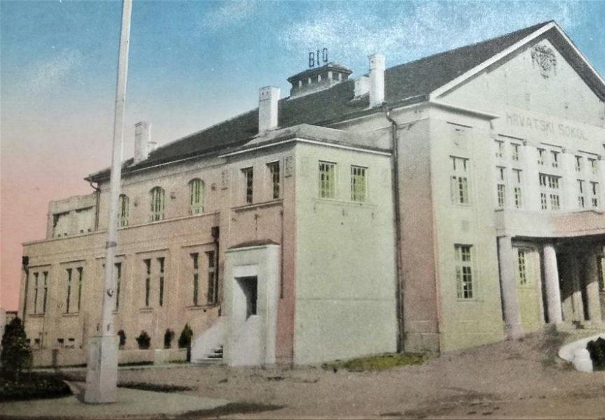 SOKOLANA – Postojano zdanje unutar čijih zidova je ispisan dio gradske povijesti