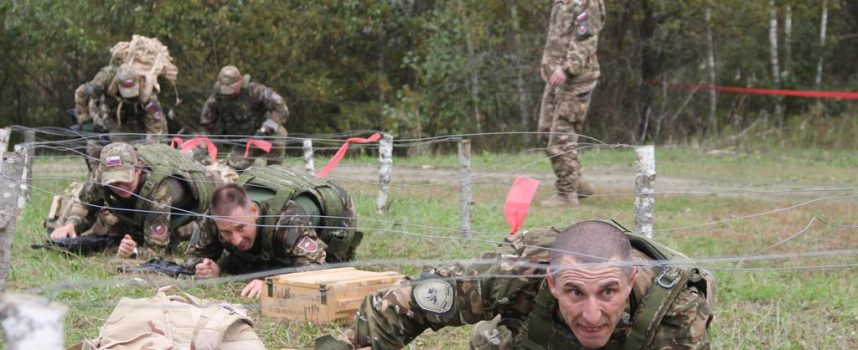 FOTO – VOJNA VJEŽBA Vojnici NATO-a održali zahtjevnu vojnu vježbu na poligonu u Gakovu