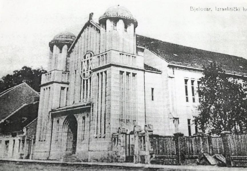 NEPOZNATI BJELOVAR – Od židovskog hrama, Narodnog kazališta do Doma kulture
