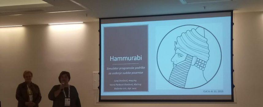 PRVI U HRVATSKOJ U bjelovarskoj Ekonomskoj školi učenici putem posebne aplikacije simuliraju rad sudske pisarnice