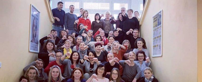 ŠTRAJK SE NASTAVLJA?  Bjelovarske osnovne škole Plenkoviću odlučno rekle -ne!