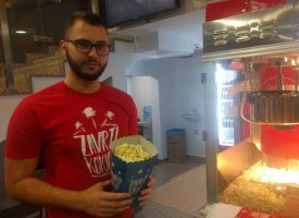 POPCORN Od danas možete kupovati kokice u bjelovarskom kinu