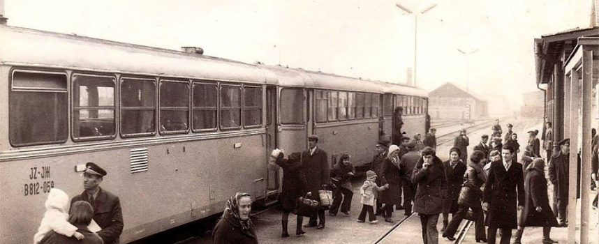POGLED U PROŠLOST Nekadašnja živost željezničkog kolodvora pretvorena tek u prolaznu stanicu