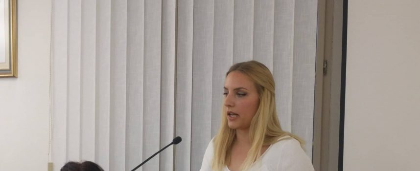 Ela Naranđa: Za mene je prioritet izgradnja VI. osnovne škole