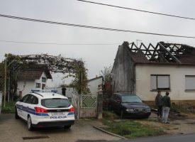 U PAR MINUTA Izgorjela kuća u Biškupovoj ulici