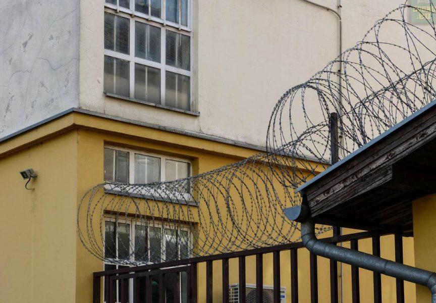 U bjelovarskom zatvoru zatvorenik počinio samoubojstvo