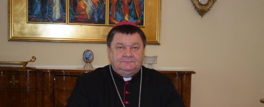 Božićna poruka biskupa Vjekoslava Huzjaka