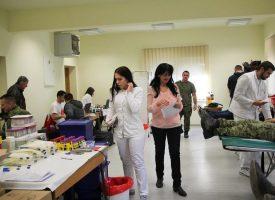 DARUJTE KRV Velika akcija bjelovarskog Crvenog križa