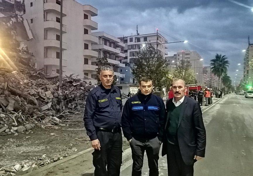 Vatrogasci iz Rovišća u humanitarnoj misiji u potresima opustošenoj Albaniji
