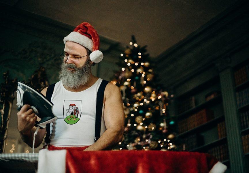 BJELOVARIJE Hrebak objavio kandidaturu za Djeda Božićnjaka