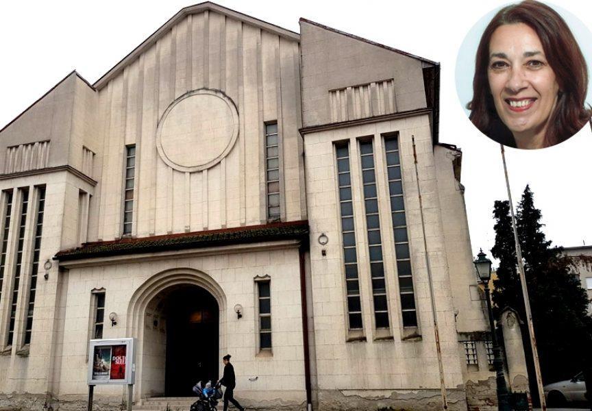SELIDBA Glazbena škola V. Lisinskog napušta Dom kulture
