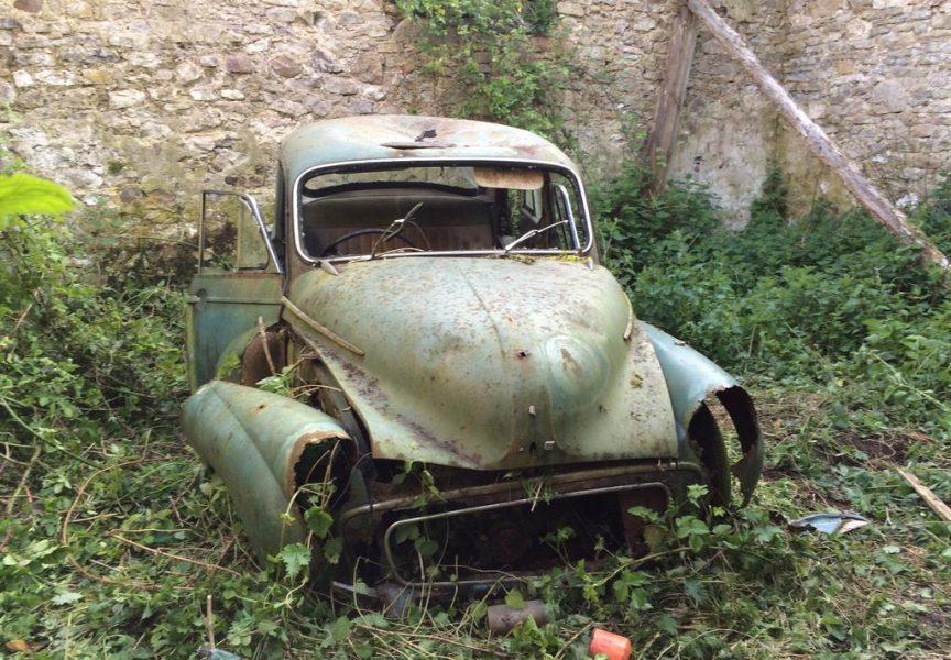 BIZARNO Zbog prodaje olupina automobila osuđen na šest mjeseci uvjetno