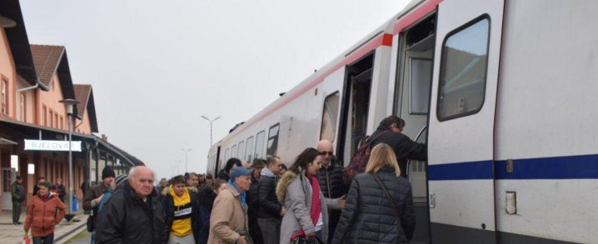 PUT DO ZAGREBA Čazmatrans nudi najviše linija, vlak je ipak najbrži