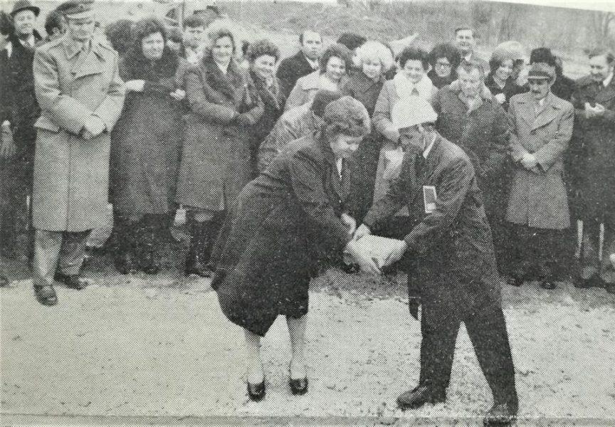 PRIJE 44 GODINE  Kamen temeljac za novu bolnicu, a rukometaši konačno dobili dvoranu