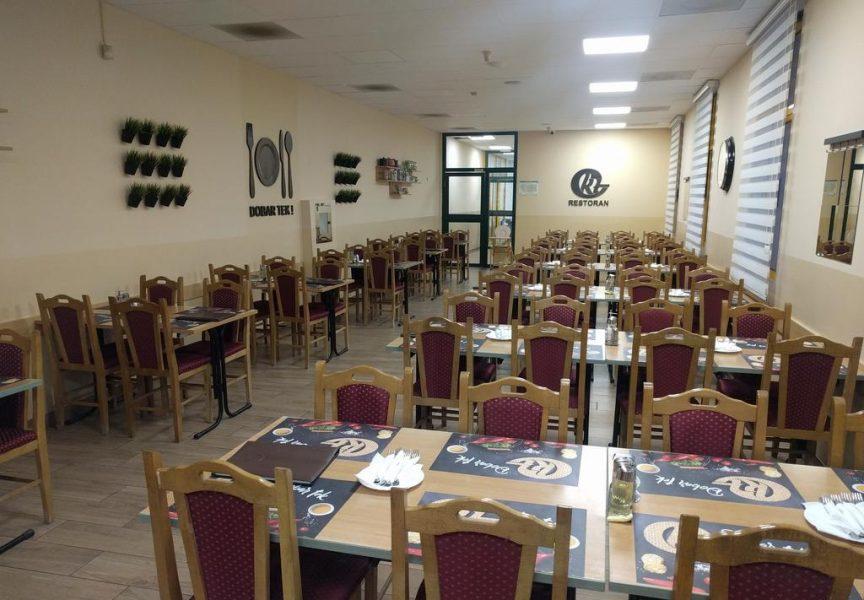 NOVA MENZA U BJELOVAR Studenti će od travnja ručati u restoranu 'Snježana' koji se nalazi u sklopu KTC-a