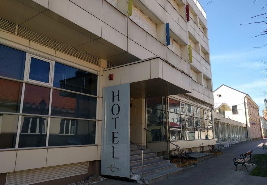 Hotel Central zatvorio vrata za sve goste