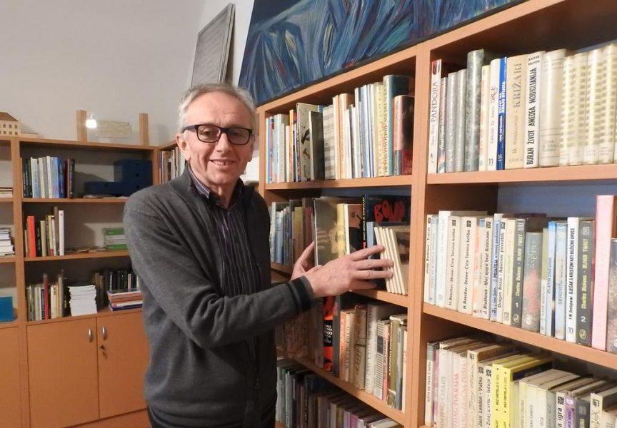 INTERVJU – MARINKO ILIČIĆ Uvijek sam težio da knjižnica ima svoju autonomiju