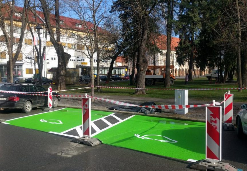 Dolazi nova punionica za električne automobile