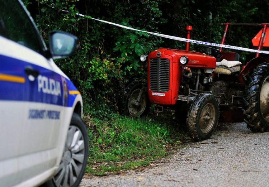 Preminuo traktorist ozlijeđen u jučerašnjoj prometnoj nesreći