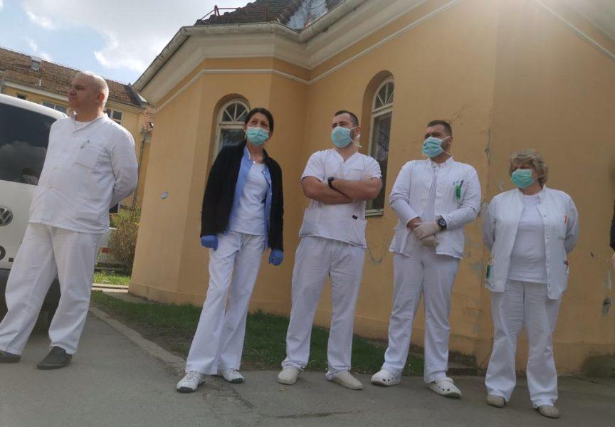 Raste broj zaraženih, nova 2 slučaja u Bjelovaru
