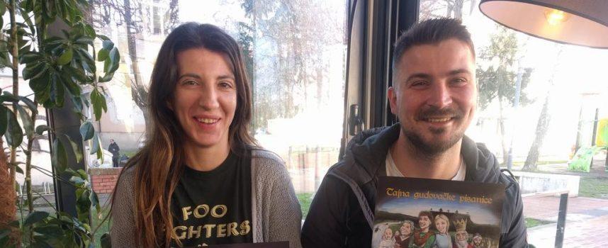 TAJNA GUDOVAČKE PISANICE Za djecu pripremljena predivna slikovnica s bajkovitom pričom o najstarijoj hrvatskoj pisanici