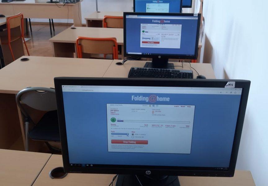 Ekonomska škola Bjelovar pomaže u borbi protiv COVID – 19