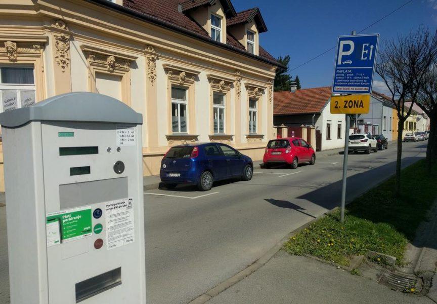 KORONA I PARKING Otkad su krenule restrikcije Bjelovarčani manje koriste automobile