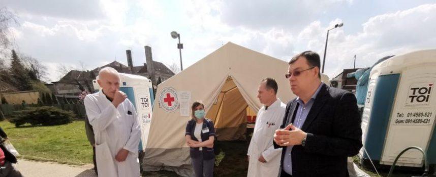 KORONAVIRUS Novi slučaj zaraze u Bjelovarsko – bilogorskoj županiji
