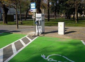 Osvanula nova punionica za električne automobile