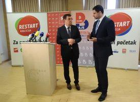 Damir Bajs ušao u Restart koaliciju