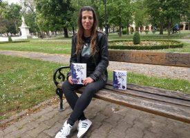 KNJIŽEVNI PRVIJENAC Izašao roman 'Rock strana bajke' bjelovarske spisateljice Marijane Dragičević