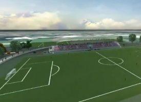 VIDEO – NOGOMETNI STADION Ovako će izgledati projekt od 20-ak milijuna kuna