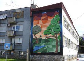 FOTO – U Bjelovaru osvanulo 12 novih murala