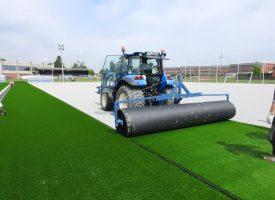 FOTO – Umjetna trava na Gradskom stadionu