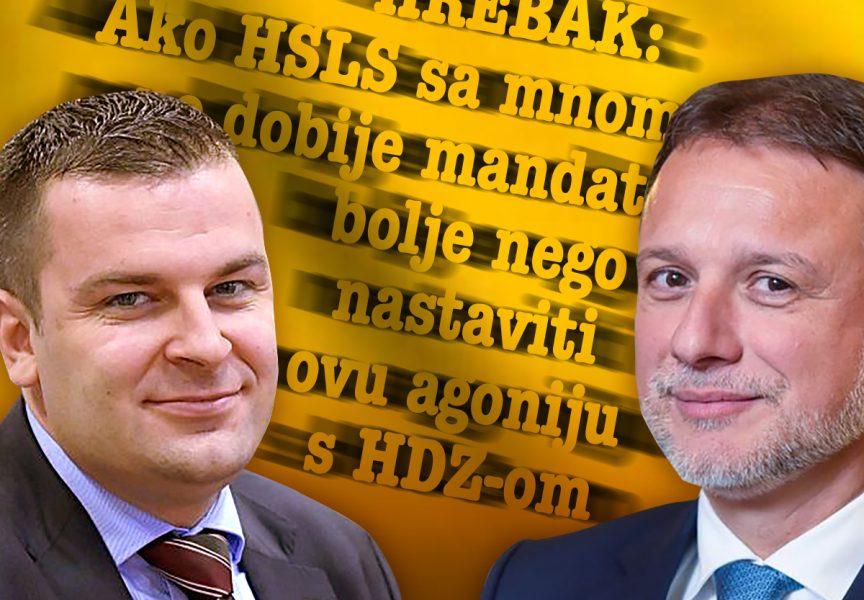 SLUŽBENO – Hrebak treći na listi HDZ-a koju predvode  Jandroković i Tuđman
