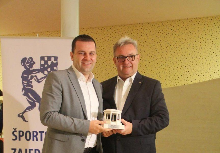 TRANSPARENTNO Željko Maletić (HDZ) ostao na čelu Športske zajednice