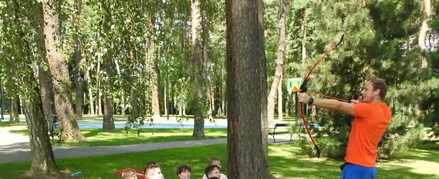 FOTO – LJETO NA BORIKU Bjelovarski mališani tjedan provode u prirodi i brojnim sportskim aktivnostima