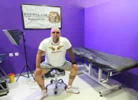 FOTO – BRUTAL INK – Salon za tetoviranje na novoj lokaciji u strogom centru grada