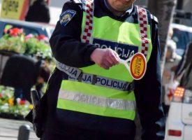 VIKEND AKCIJA POLICIJE – Utvrdili 121 prometni prekršaj. Najbrži vozač 'uhvaćen' u Bjelovaru