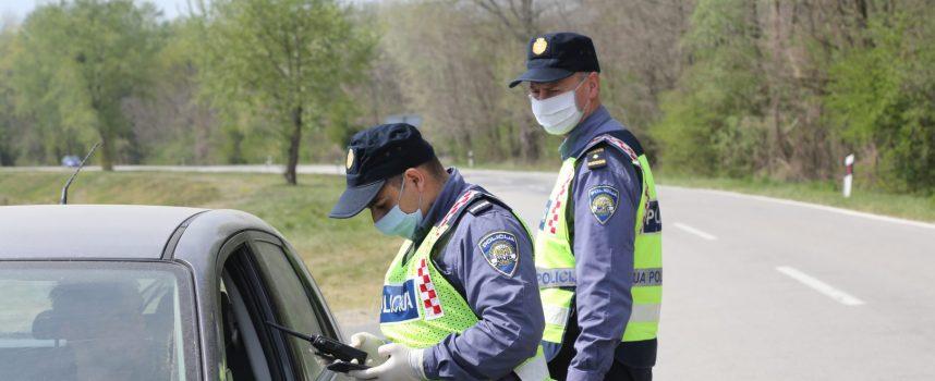VOZI PAMETNO – Policija sutra provodi pojačani nadzor poštivanja prometnih propisa